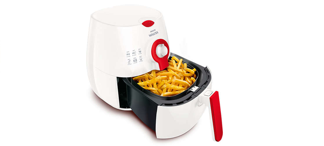 dicas para airfryer Philips Walita